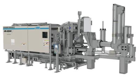Die Casting Machines | Product Lineup | Ube Machinery