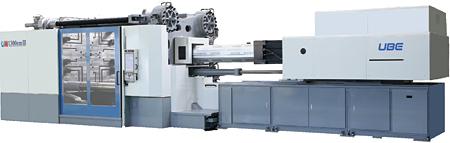 Injection Molding Machines | Product Lineup | Ube Machinery